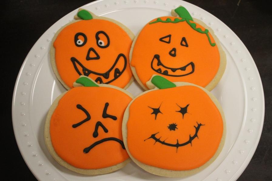 Cookies-Jack-O-Lanterns